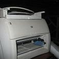 Отдается в дар Принтер лазерный Hewlett-Packard Laser Jet 1300