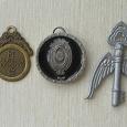 Отдается в дар Медальоны