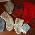 Отдается в дар Вязаные носочки