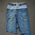 Отдается в дар Юбка джинсовая 42-44