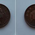 Отдается в дар Британский пенни