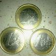 Отдается в дар Монеты Евро.