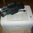 Отдается в дар Принтер лазерный рабочий но без проводов