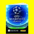 Отдается в дар Panini UEFA Champions League sticker collection, Альбом для стикеров
