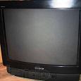 Отдается в дар Телевизор sony trinitron kv-m2100k