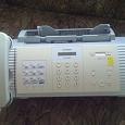 Отдается в дар Факс CANON fax b-120