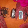 Отдается в дар Сотовый телефон Nokia 3220, с зарядным устройством, чехлом-кобурой, Hands-Free-mono-гарнитурой.
