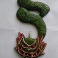 Отдается в дар Дракон — символ года.