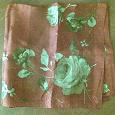 Отдается в дар Шейный платок с розами