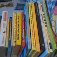 Отдается в дар Книги детские всякие, не детские, познавательные и вообще :)