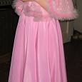 Отдается в дар Нарядное платье на девочку.