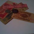 Отдается в дар Рубли, копейки, талоны и жетон