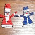 Отдается в дар Дед Мороз со Снегуркой