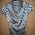 Отдается в дар Офисная блузка