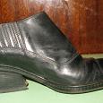 Отдается в дар Обувь кожаная «SARTORE»
