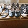 Отдается в дар Обувь 36-37 размера