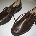 Отдается в дар Мужские ботинки 41-42 размера (26,5).