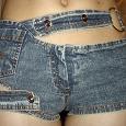 Отдается в дар Шорты джинсовые очень sexy