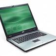 Отдается в дар Ноутбук Acer Travelmate 2410 (требует ремонта) + второй на запчасти
