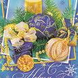 Отдается в дар Новые открытки «С Новым годом и Рождеством», поздно конечно, но может кому пригодятся))