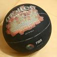 Отдается в дар Баскетбольный мяч :) Резиновый