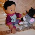 Отдается в дар куколка и мышонок