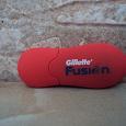 Отдается в дар Флешка Gillette Fusion