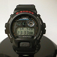 Отдается в дар Часы Casio G-Shock DW-6900