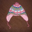 Отдается в дар Детская зимняя шапочка