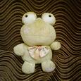 Отдается в дар Мягкая игрушка — лягушка