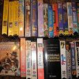 Отдается в дар Видеокассеты VHS детские, семейные, фитнес