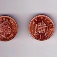 Отдается в дар 1 британский пенни