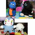 Отдается в дар Мягкие игрушки Пони, Динозаврик, собачка и ещё кто-то :-)