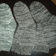 Отдается в дар Теплый дар — носки шерстяные с ангорой.