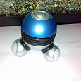 Отдается в дар Вибромассажер «Атом»-три пальчика