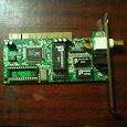 Отдается в дар Сетевая карта PCI 10M