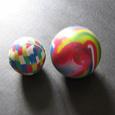 Отдается в дар мячики мячи попрыгунчики резиновые