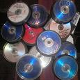 Отдается в дар Очень много DVD-дисков с фильмами, сериалами