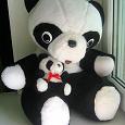 Отдается в дар мягкие игрушки — панда
