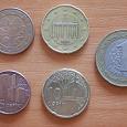 Отдается в дар Монеты не наши