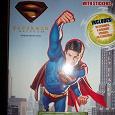 Отдается в дар Книжка рисовалка «Супермэн»