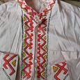 Отдается в дар Рубашка народная мужская р-р 50-52
