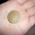 Отдается в дар Монета 10 йен, Япония