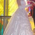 Отдается в дар Свадебное платье!!!