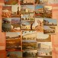 Отдается в дар Наборы открыток (обычного формата)
