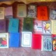 Отдается в дар книги — советская и зарубежная литература