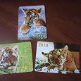 Отдается в дар Календарики на 2010 год — год Тигра