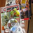 Отдается в дар Журналы про Игры на PC (с дисками)