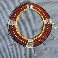 Отдается в дар Ожерелье племени масаев
