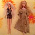 Отдается в дар Одежда для кукол типа Барби